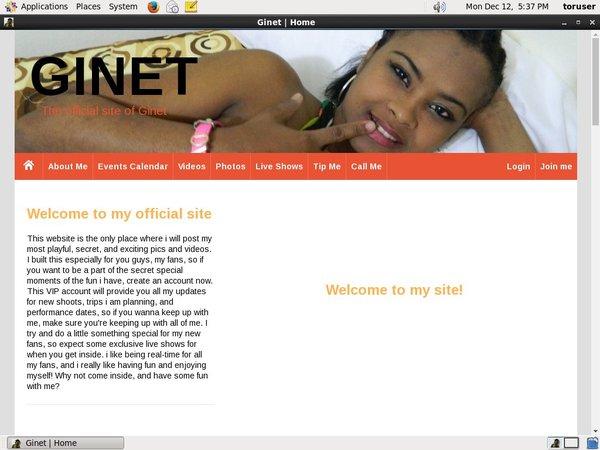 Account Ginet