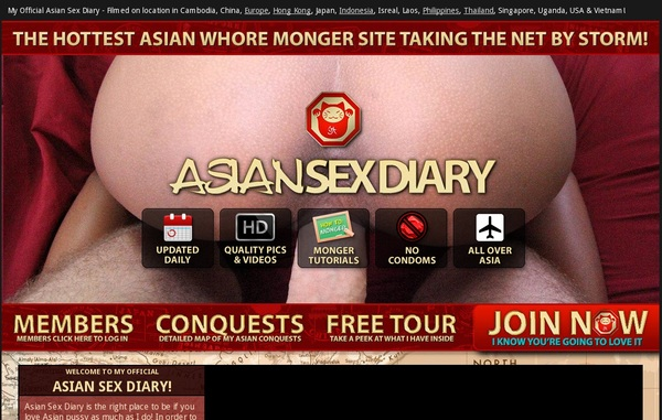 Asian Sex Diary Get Password