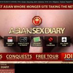 Asian Sex Diary Paypal Offer