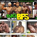 Big Black BFs Dvd