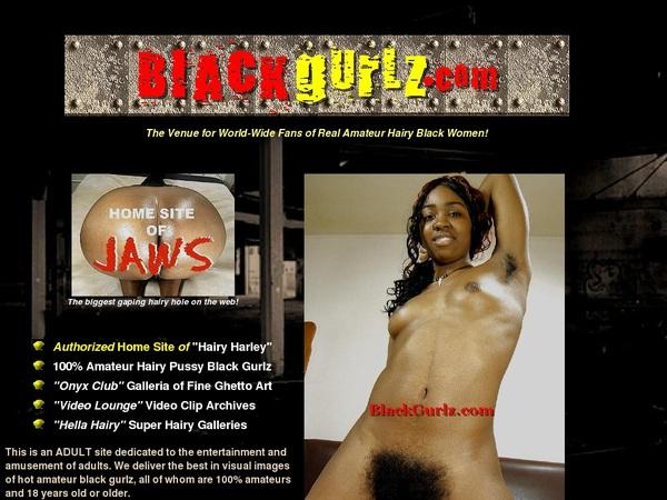 Blackgurlz Pay Site