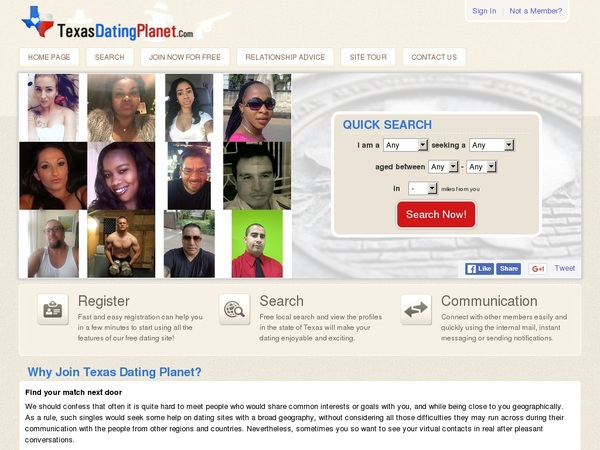 Cracked Texas Dating Planet Account