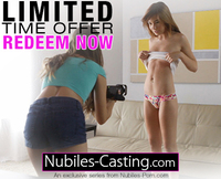 Free Account To Nubilescasting s1