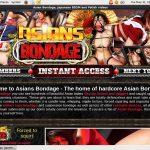 Free Asians Bondage Account And Password