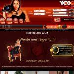 Herrin Lady Anja Accounts Working