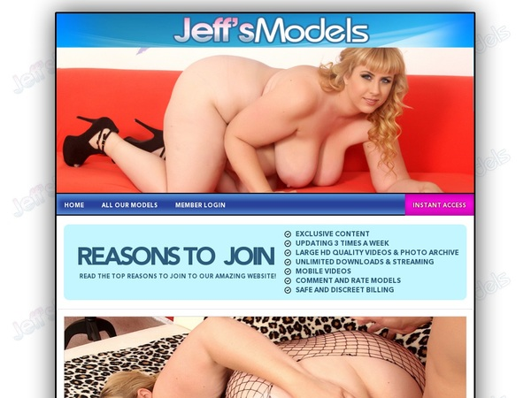 Jeffsmodels Cash