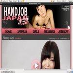Login Handjob Japan