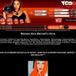 MistressNoraMarinel Checkout Page