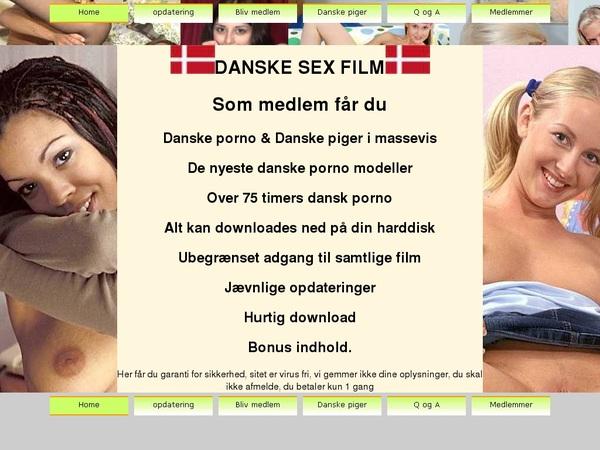 Password Danske Sex Film