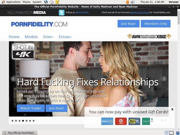 Pornfidelity Discount Link