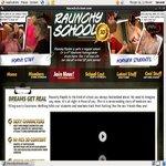 Raunchy School Username