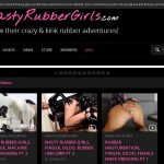 Rubber Tanja Latex Clothes