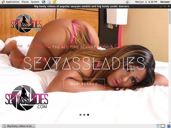 Sexy Ass Ladies 支払い