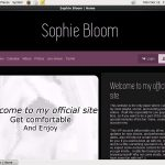 Sophie Bloom Members