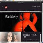 Tat2dbetty.modelcentro.com Twitter