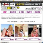 Free Account To Ashley Sage Ellison