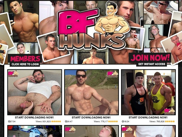 BF Hunks With Paysafecard
