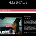 NICKY BARNESS Mit Bankkarte