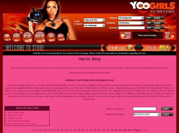 Free Account To HerrinAmy