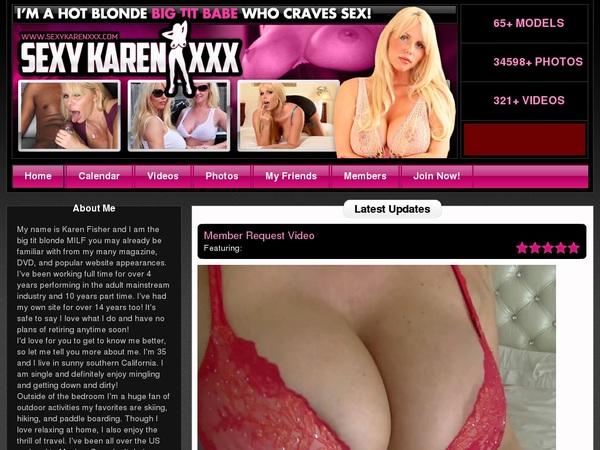 Sexykarenxxx.com Netcash