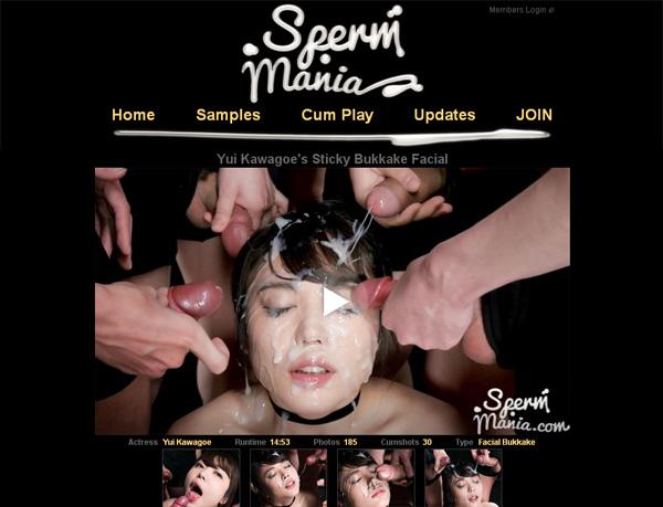Spermmania Hacked Account