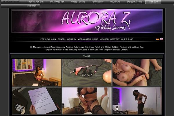 Aurora-z.com Codes