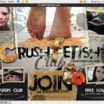 Crushfetishclub Cuentas