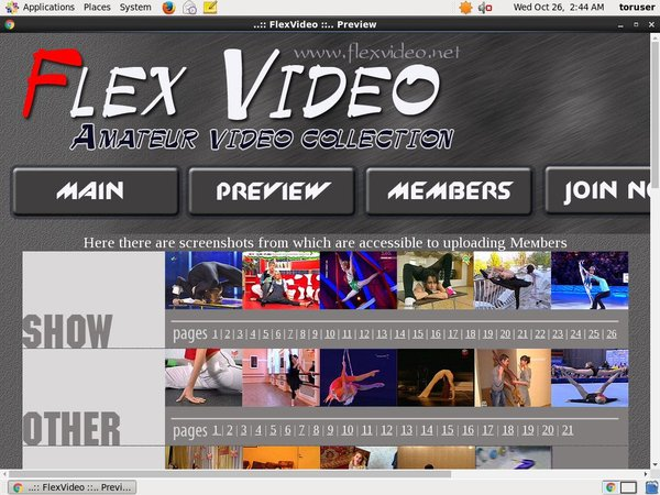 Flexvideo Account Gratis