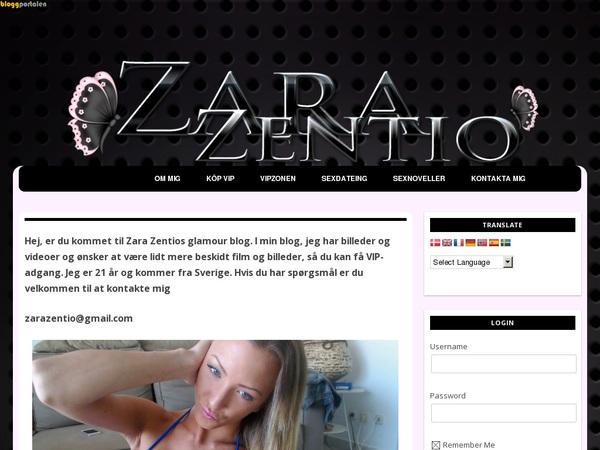 Zara Zentio Cargo Automático