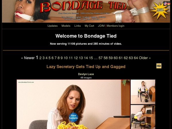 Bondage Tied Movie