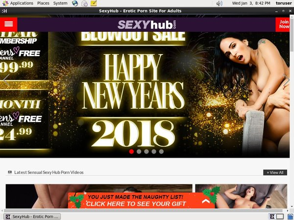 Password Sexyhub Free
