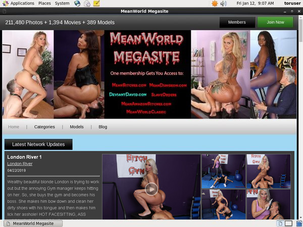 Meanworld.com Secure Purchase