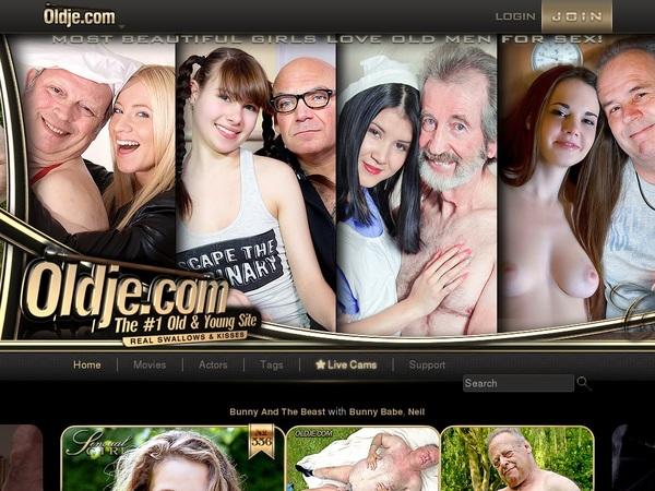 Free Oldje.com Acc