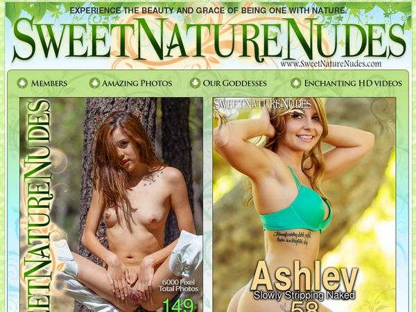 Sweet Nature Nudes Technique