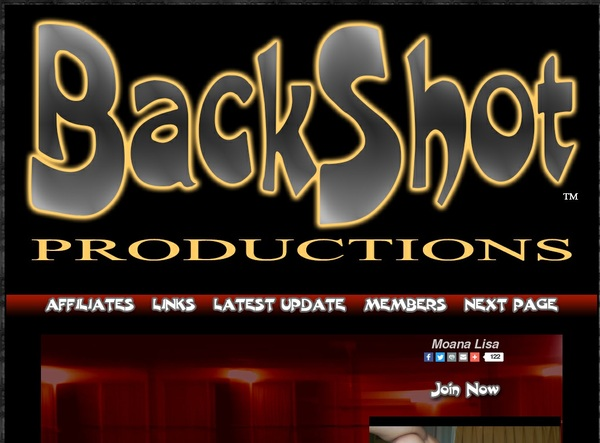Backshotproductions.com Join By Check