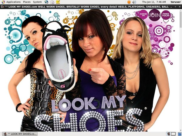 Look My Shoes Special Deal