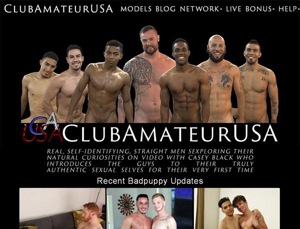 Clubamateurusa.com Nude Straight Men