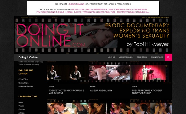 Doingitonline.com With IBAN / BIC Code
